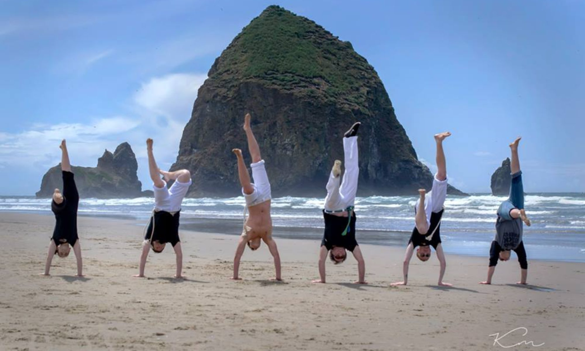 Capoeira Oregon