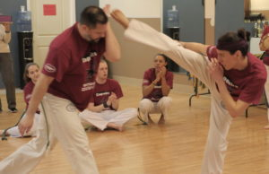 adults capoeira classes